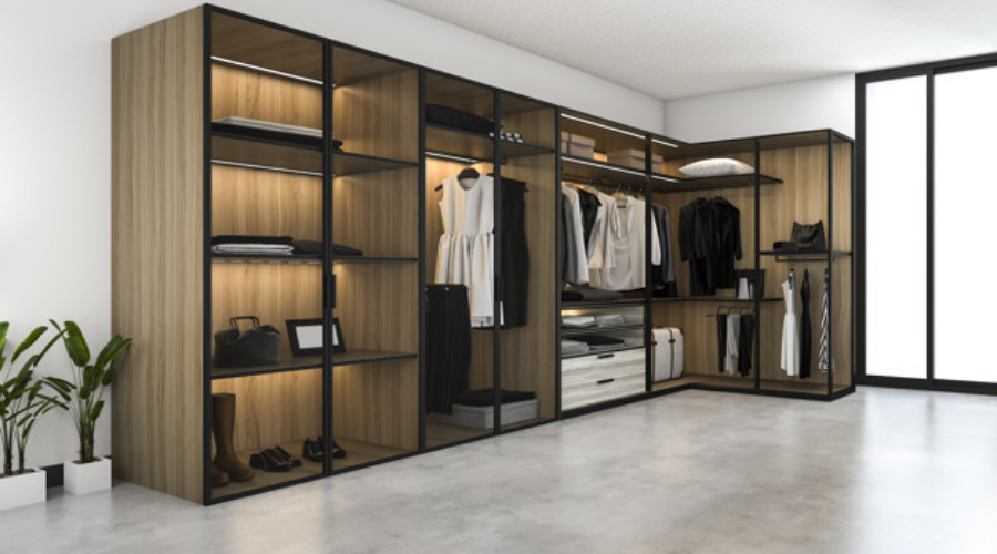 diseño de armarios