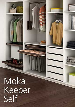 Wardrobes interior accessories